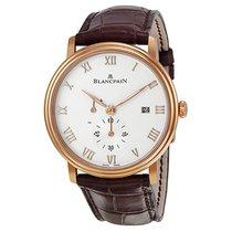 Blancpain Men's 6606364255B Villeret Small Seconds Watch