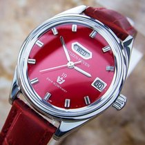 Citizen Seven Star Manual Day Date 1960s Made In Japan Dress...
