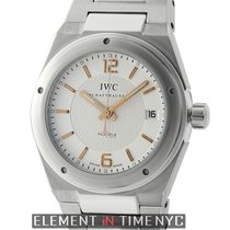 IWC Ingenieur Collection Stainless Steel 40mm Silver Dial...