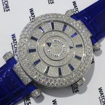 Franck Muller Double Mystrey White Gold - DM 39 D 2R CD