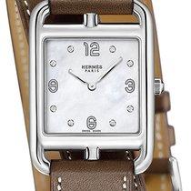 Hermès Cape Cod Quartz Medium GM 044302ww00