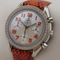 オメガ (Omega) SPEEDMASTER AUTOMATIC DAMENUHR DIAMANT MOP MOTHER...