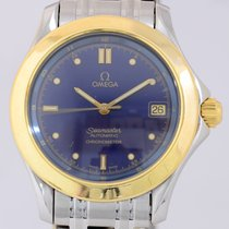 Omega Seamaster Professional 120m Stahl/Gold Automatic...