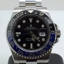 "Ρολεξ (Rolex) GMT-Master II ""Batman"""
