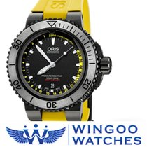 Oris AQUIS DEPTH GAUGE Ref. 01 733 7675 4754-Set RS