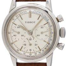 Tissot Triple Registers Stainless Steel Chronograph circa 1965