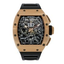 Richard Mille Felipe Massa 18K Rose Gold Boutique Edition of 50