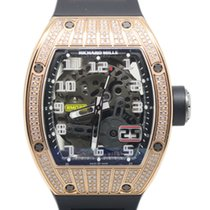Richard Mille RM 029 Rose Gold Diamond