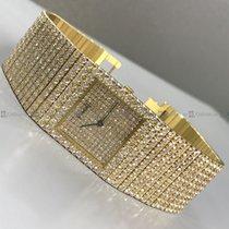 Piaget - Vintage 9131 Full Diamond YG