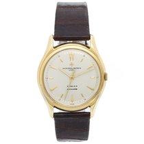 Vacheron Constantin 18K Yellow Gold Turler Men's Watch