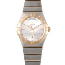 Omega Constellation Day-Date Co-Axial 38mm 123.25.38.22.02.001