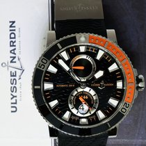 Ulysse Nardin Maxi Marine Diver 45mm Mens Watch Box/Papers ...