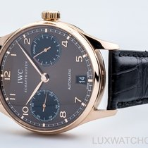 IWC Portugieser 7 Days Power Reserve IW500124