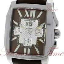 Breitling Bentley Flying B Chronograph, Brown Dial - Stainless...