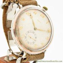 Doxa Pocket Watch Conversion To Wrist Watch circa 1930's