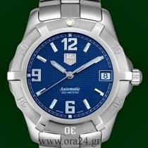 Ταγκ Χόιερ (TAG Heuer) Exclusive 2000 Automatic 39mm Date Blue...