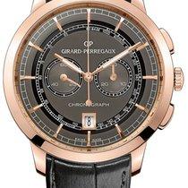Girard Perregaux 1966 Column Wheel Chronograph 40mm 49529-52-2...