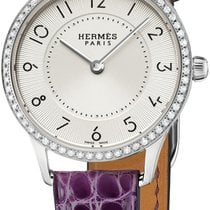 Hermès Slim d'Hermes PM Quartz 25mm 041740ww00