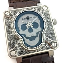ベルアンドロス (Bell & Ross) BURNING SKULL Limited Edition LC100...