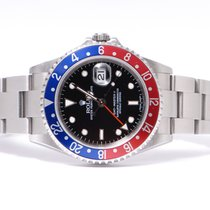 Rolex GMT Master II Stick Dial 3186 16170