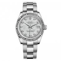 勞力士 (Rolex) Datejust Lady Silver Diamond Dial 178274