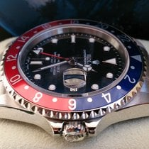 Ρολεξ (Rolex) GMT II ST REF 16710 +NEAR NOS +Box & Papiere
