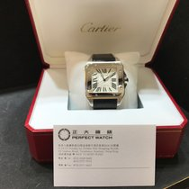卡地亚  (Cartier) W20073X8 Santos 100