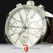 Eterna Kontiki Chronograph Automatik Neu Full Set 1240.41 LP...