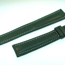 Breitling Band 22mm Green Calf Strap Correa Ib22-6