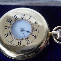 J.D Fisher Lincoln.--- pocket watch.--- ref 251 — Men — ca 1880