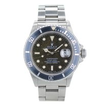 "Rolex Submariner Date Transition ""Tropical"" - Ref 16800"