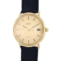 Omega De Ville 166033 Yellow Gold, 34mm