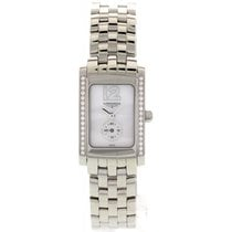 Longines DolceVita Stainless Steel With Diamonds L5.155.0