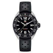 TAG Heuer Formula 1 41mm Date Quartz Mens Watch Ref WAZ1110.FT...