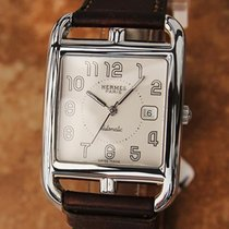 Hermès Cape Cod CC1.710 Automatic Swiss Made Stainless Steel...