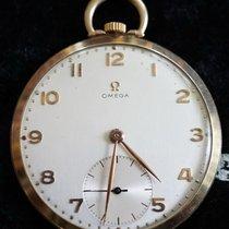 Omega Solid gold Omega - dress watch-1945