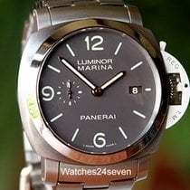 Panerai PAM 352 Luminor Marina 3days Auto titanium 1950 case...