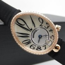 Breguet Reine De Naples 8918 Diamonds Nacre Dial 8918BR58864D00D