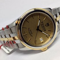 Tudor Glamour  Date Automatic Two Tones 36 mm