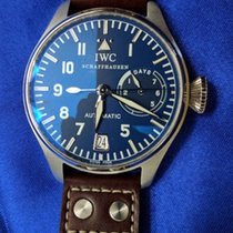 IWC Limited Edition Platinum Big Pilot 103/500 NEW