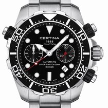 Certina DS Action Diver's Chrono