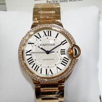 Cartier Ballon Bleu 18K Pink Gold 36mm [NEW]