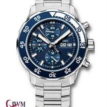 IWC Aquatimer Chronograph Blue Dial