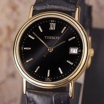天梭 (Tissot) Swiss Made Men's 31mm Quartz Gold Plated c2000...