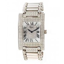 Chopard 173451/1001 H Watch 28mm in Steel with Diamond Bezel -...