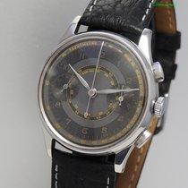 Tissot Chronograph Vintage - Cal. 15TL tropic-dial von 1941