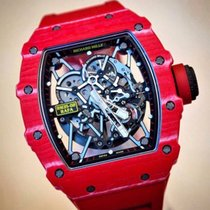 Richard Mille RM35-02 Rafael Nadal TPT Red Watch
