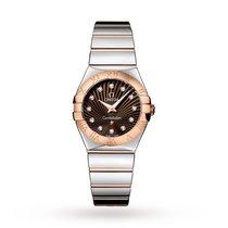 Omega Constellation Ladies Watch 123.20.27.60.63.002