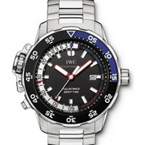 IWC IW354701 Aquatimer Deep Two Mens 46mm Automatic in Steel -...