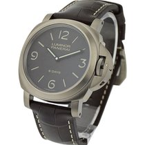 Panerai PAM00562 Pam 562 - Luminor Base 8 Days in Titanium -...